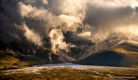 Clouds on Campo Imperatore