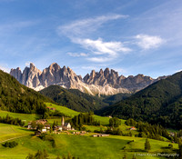 Dolomites September 2013 PODAS Workshop