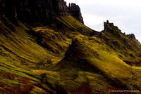 Quiraing in morning light